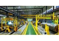 中国首条铝合金罐式特种车智能生产线实现批产
