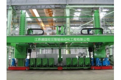 半门式自动多丝埋弧焊接系统