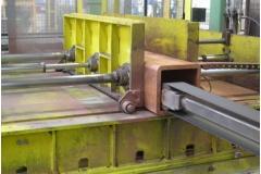 铜方管内外壁打磨产线