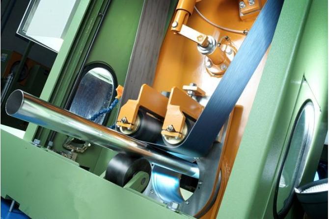 焊管研磨机