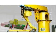 桥梁框架机器人焊接系统