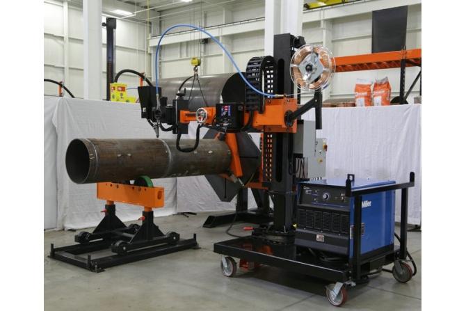PortaWelders™管道焊接系统