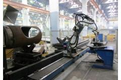 管子相贯线机器人(3D)切割焊接