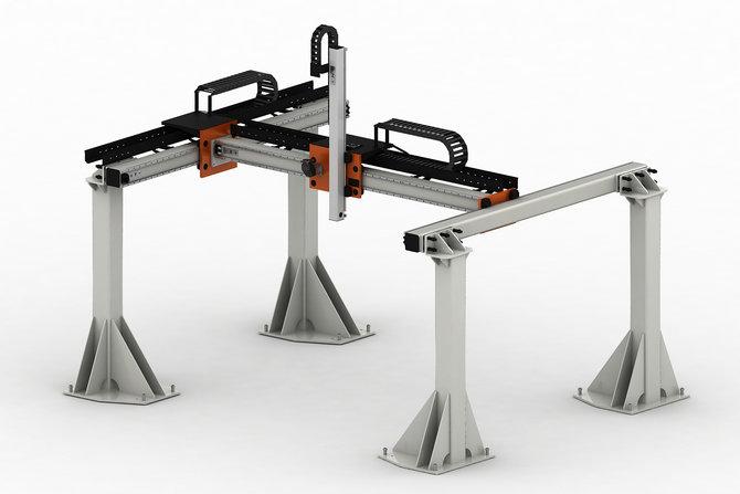 桁架机械手系统