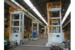 17吨升降式焊接变位机