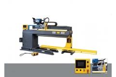 纵缝自动焊接机