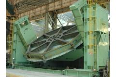 150吨U型变位机
