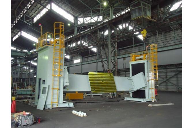 15吨U型焊接变位机