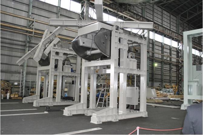 45吨焊接变位机
