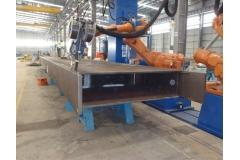 箱型梁机器人埋弧焊系统