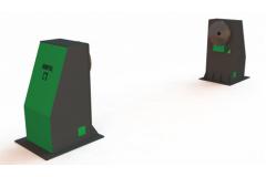THX系列重型单轴定位器