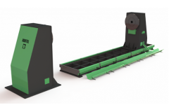 THXL系列可调整重型单轴定位器