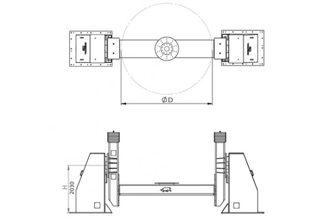 DC系列U型定位器