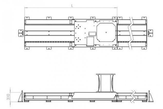 LMS系列低承载力滑块(机器人行走轴)