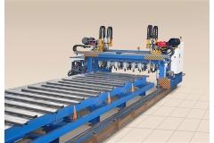 筋板自动焊接机