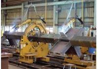 建筑钢结构中机器人应用