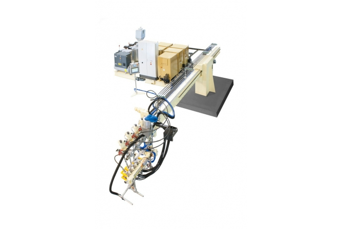 多丝埋弧焊接系统