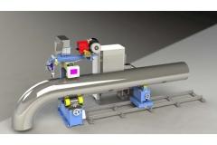 经济型自动化管道焊接站