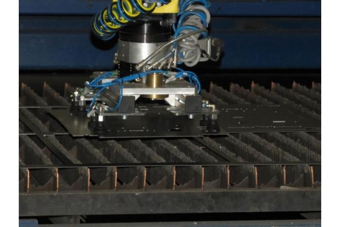 激光切割机分拣机器人,用于对切割部件分拣